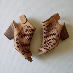 Vince Camuto 'Dastana' Perforated Leather Heels